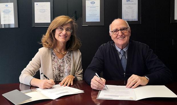 Acuerdo ENAC-AEFA para visibilizar la acreditación en el sistema sanitario