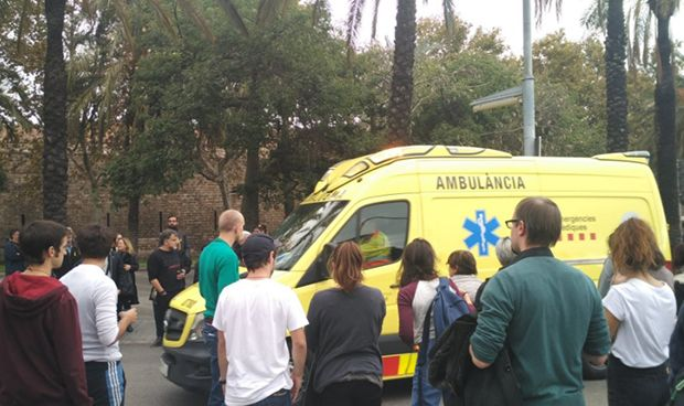 Acusan a los piquetes secesionistas de entorpecer operaciones quirúrgicas