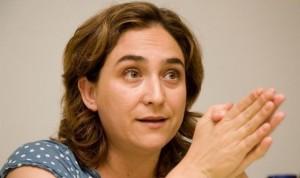 Ada Colau apuesta por trasladar el Hospital Clínic si vence el 26M