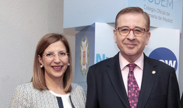 Adelaida Zabalegui y Jorge Andrada
