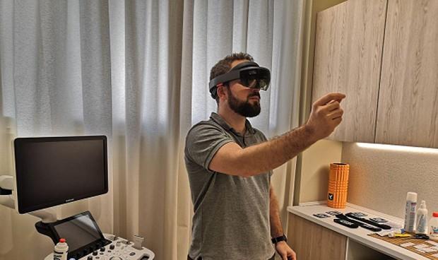 Adiós al papel: las radiografías del futuro son hologramas en 3D