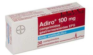 Adiro, de Bayer, supera las 20 semanas como fármaco más desabastecido