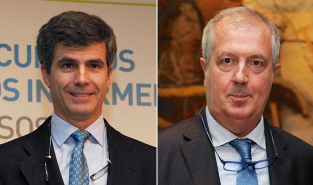 Adolfo Fernández-Valmayor y Luis Mayero