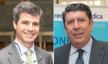 Adolfo Fernández-Valmayor y Manuel Vilches