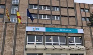 Agreden dos veces en el mismo día a una enfermera en un hospital de Aragón