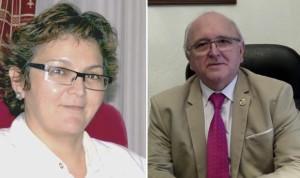 Aguado y Hergueta, candidatos a presidir el Colegio de Médicos de Huelva