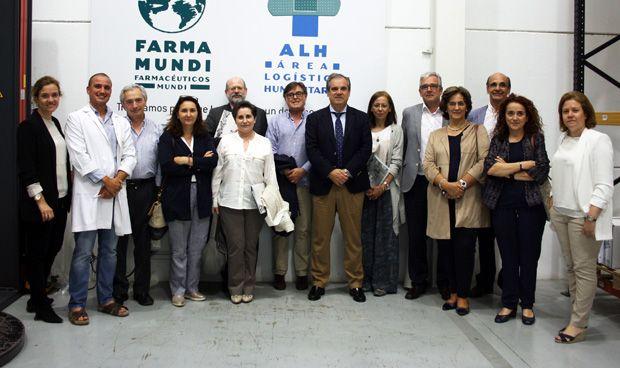 """Aguilar: """"Farmamundi es la ONG de toda la profesión farmacéutica"""""""