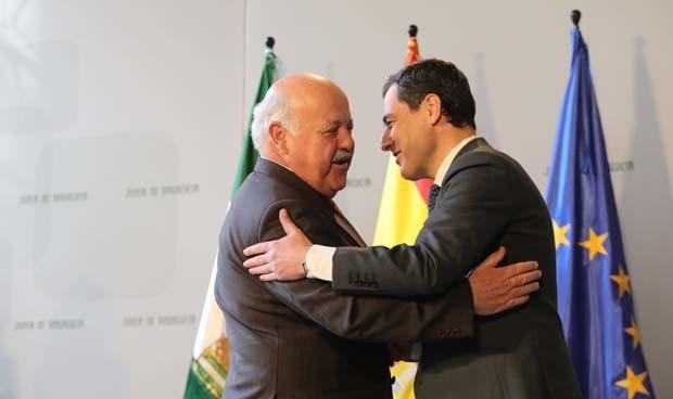 """Aguirre apuesta por """"humanizar"""" la sanidad andaluza """"gratuita y de calidad"""""""