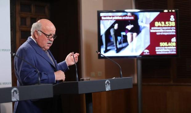 Aguirre acusa a Susana Díaz de ocultar 500.000 pacientes en lista de espera