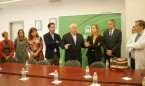 Aguirre reestructurará el Hospital de Poniente para hacerlo