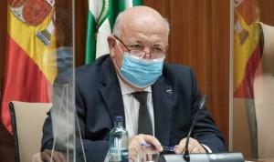 """Aguirre señala la """"ejemplaridad"""" de la campaña andaluza de vacunación Covid"""