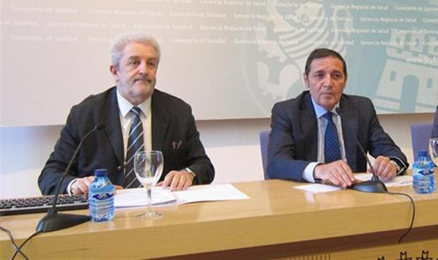 Agustín Álvarez Nogal y Antonio Sáez Aguado