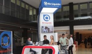 Air Liquide apuesta por la innovación en el 38º Congreso de la AEIH