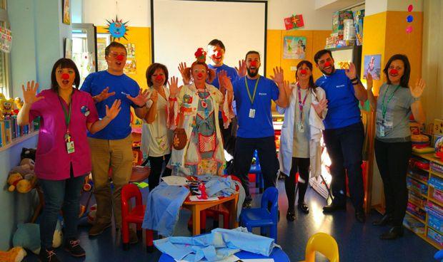 Air Liquide Healthcare y Fundación Theodora, con los pacientes más pequeños