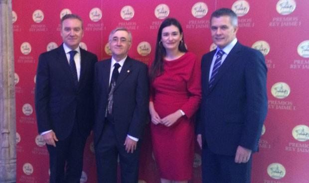 Air Liquide patrocina el Premio Rey Jaime I de investigación médica