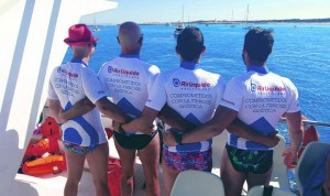 Air Liquide patrocina la vuelta  Formentera contra la fibrosis quística