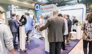 Air Liquide presenta su hospital 4.0 en unas gafas de realidad virtual