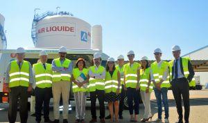 """Air Liquide se compromete con la región a dar """"el mejor servicio"""""""