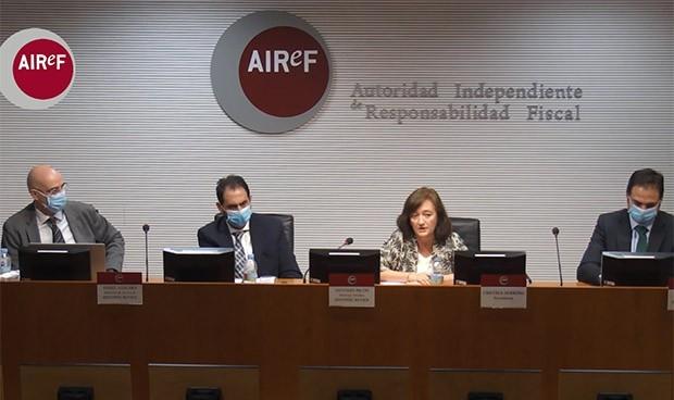 AIReF: el gasto sanitario en los PGE no contempla más olas de coronavirus