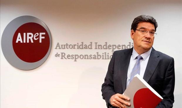 Airef pide a 4 CCAA adherirse al techo de gasto sanitario 'por su bien'