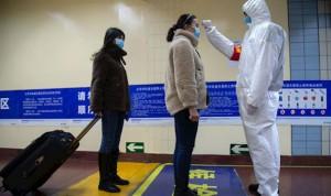 """Al médico por posible coronavirus """"porque había un chino en el autobús"""""""