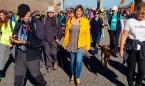 Alba Vergés se une a las 'Marchas por la libertad' junto a Quim Torra
