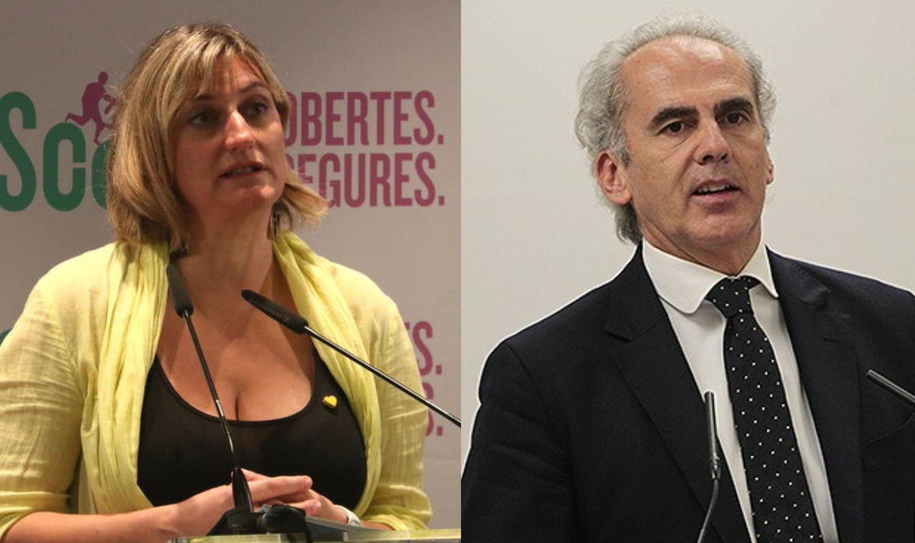 Cataluña y Madrid cuentan con la privada para vacunar contra el Covid-19