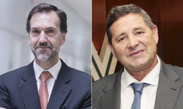Albert Esteve y Joaquín Estévez