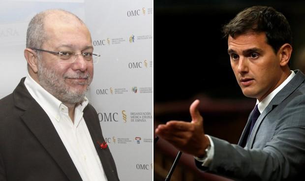 Albert Rivera elige a Igea como nuevo responsable de Sanidad de Ciudadanos