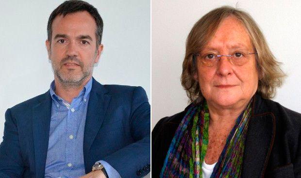 Albert Tort y Núria Cuixart