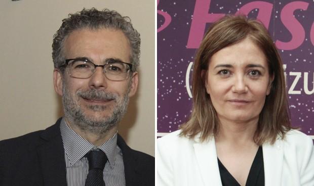 Alberto Fernández Villar y Ana Pérez