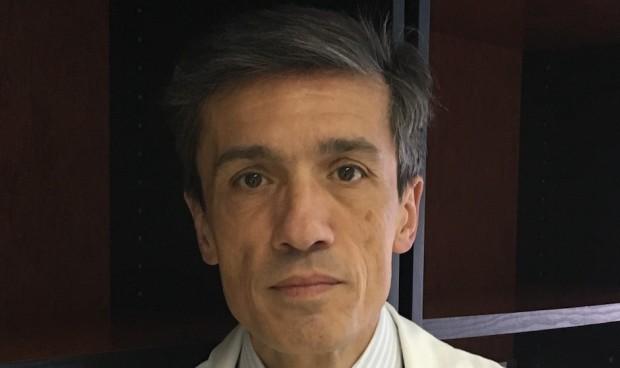 Alberto Galindo, catedrático de Obstetricia y Ginecología de la UCM