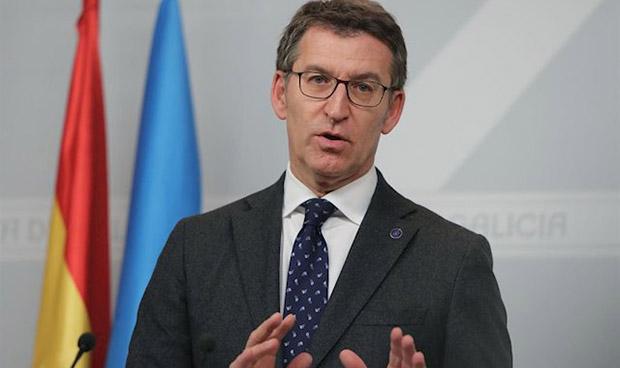 El presidente gallego clausura los IV Premios Redacción Médica á Sanidade de Galicia