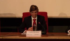 Alberto Tomé cambia su cargo en Sanidad por la viceconsejería de Deportes
