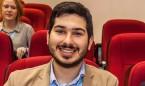 Alejandro Parejo, nuevo presidente de los estudiantes de Farmacia