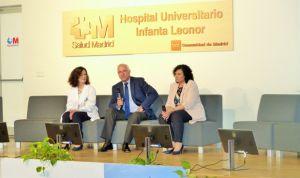 Alemany acude a su primer acto como alto cargo de la sanidad madrileña