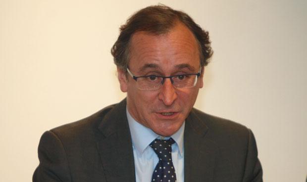 Alfonso Alonso, más lejos de ser lehendakari