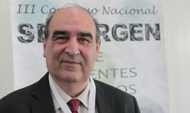 Alfredo Avellaneda, presidente 'virtual' de Semergen Madrid