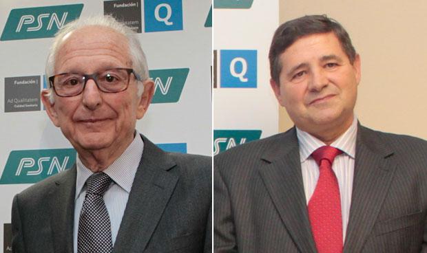 Alfredo Milazzo y Joaquín Estévez