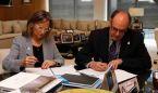 Alianza de los médicos riojanos y veterinarios de Salamanca con AMA