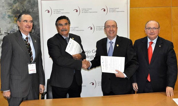 Alianza estratégica entre Semergen y ópticos-optometristas