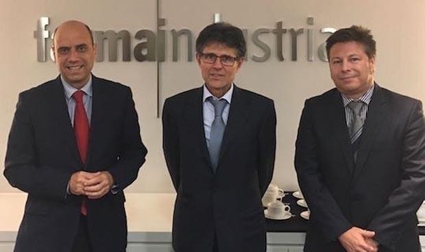 Alicante busca el apoyo de Farmaindustria para ser sede de la EMA