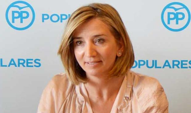 Alicia García, portavoz del PP en la Comisión de Sanidad del Congreso