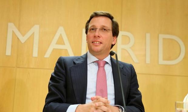 Almeida anuncia su plan anticontaminación del aire para septiembre