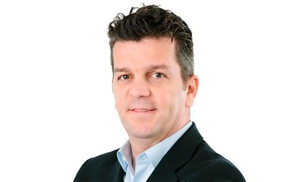 Almirall nombra a David Nieto nuevo director financiero