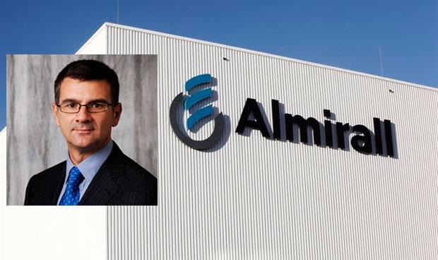 Almirall se queda sin su vicepresidente financiero