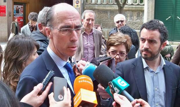 """Almuíña: """"La declaración de los dos cargos del Sergas esclarecerá todo"""""""