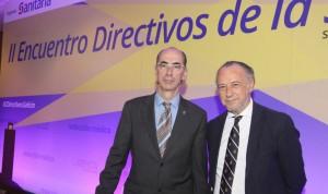 """Almuíña: """"La gestión del directivo se engrandece en tiempos de crisis"""""""
