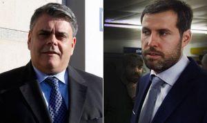 Almuiña presenta a los dos nuevos gerentes al frente de Verín y Monforte