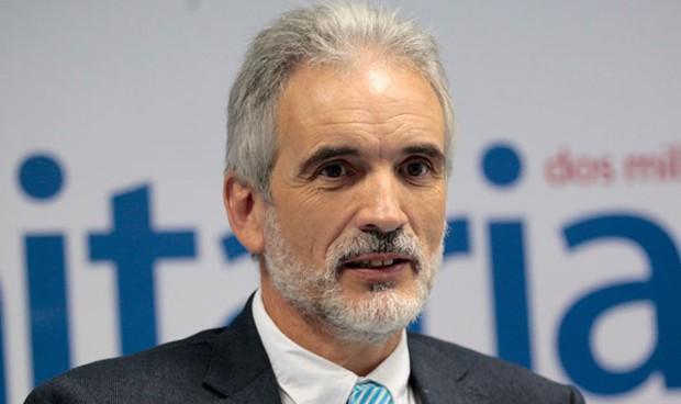 """Alonso busca """"diálogo amplio"""" para el Complejo Hospitalario de Granada"""
